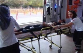 Suriyeli Genç Kavgada Bıçaklandı