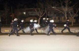 Şanlıurfa'da Gerginliğe 12 Gözaltı