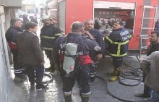 Şanlıurfa'da Yangın Paniğe Yol Açtı