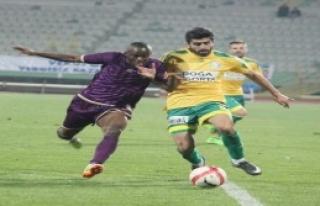 Şanlıurfaspor-Osmanlıspor: 1-1