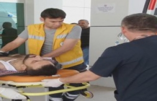 Sapanca'da Silahlı Yaralama