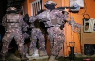 Sarıyer'de Uyuşturucu Operasyonu