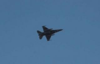 Savaş Uçakları 'Vur' Emriyle Havalandı