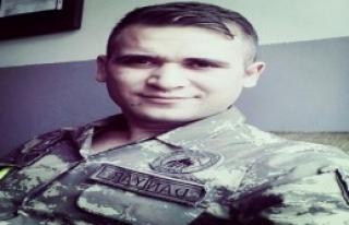 Şehit Uzman Çavuş Antalya'da Defnedildi