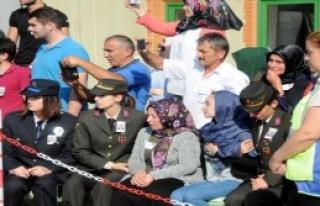 Şehit Kabaklıoğlu, Toprağa Verildi