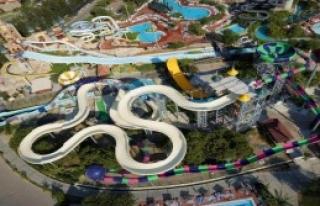 Selçuk'ta 'Sıradışı Su Parkı'