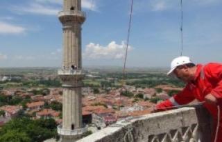 Selimiye Camii Restore Edilecek