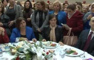 Selvi Kılıçdaroğlu 14 Şubat Etkinliğine Katıldı
