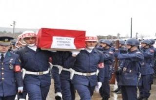 Eskişehir'de Toprağa Verildi