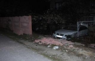 Serdivan'da Kaza: 2 Ölü, 2 Yaralı