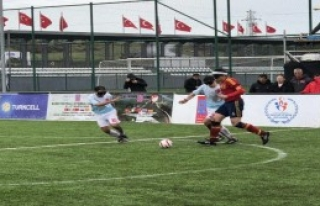 İstanbul Cup'ta Şampiyon