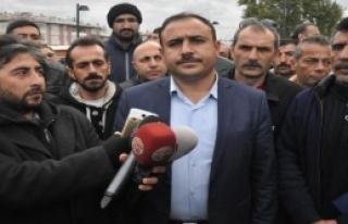 Sidemir'e Kayyum Atandı, İşçiler Eylemlerine Ara...