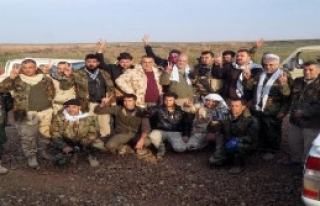 Türkmen Milisler Kerkük'te 30 IŞİD'li Öldürdü