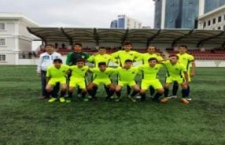 Şilespor U16 Takımı Rekor Peşinde