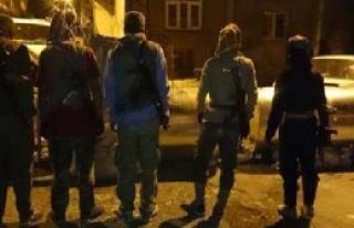 Silvan'da PKK'dan Eş Zamanlı Saldırı