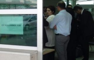Sınır Kapıları, Oy Verme İşlemlerine Hazır
