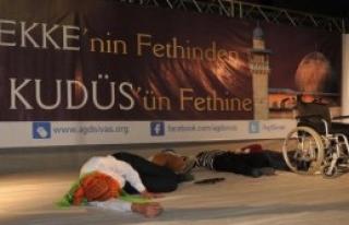 Mekke'nin Fethi Kutlandı