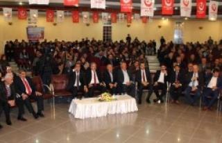 Sivas'ta Muhsin Yazıcıoğlu Anıldı