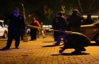 Sokak Ortasında İnfaz