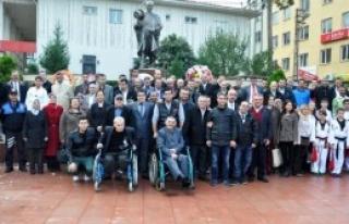 Soma'da Engelliler Günü Kutlandı
