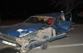 Sorgun'da Kaza: 6 Yaralı