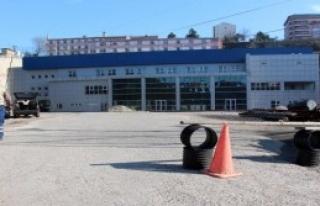 Spor Salonu 18 Yıldır Tamamlanamadı