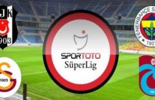 Süper Lig'de Bu Hafta