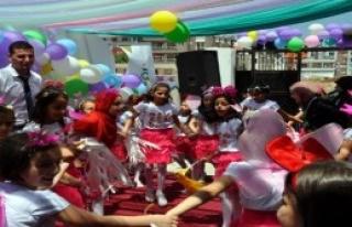 Suriyeli Çocuklara Bayram Eğlencesi