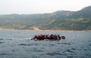 Suriyeli Kaçaklar Kaş'ta Yakalandı