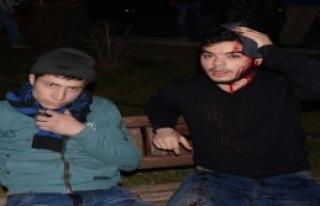 Suriyeliler Arasında Kavga