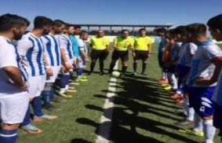 Süryanilerin Futbol Takımı İlk Maçını Oynadı