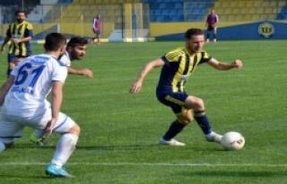 Tarsus İdmanyurdu 1 - 0 Ankara Demirspor