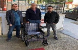 Sandalye Bağışladı, Cezadan Kurtuldu