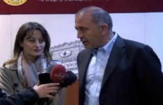 Yaşar Kemal'in Ailesine Taziye Ziyareti
