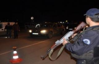 Tekirdağ'da 400 Polisle Asayiş Uygulaması