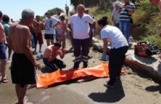 Tekirdağ'da Denize Giren 3 Kişi Boğuldu
