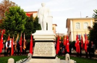 'İşgalinden Kurtuluşu, Törenle Kutlandı'