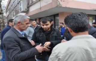 Telefon Dolandırıcılarından Polis Kurtardı