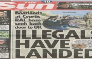 'İngiltere'ye Arka Kapıdan Girmeye Çalışıyorlar'