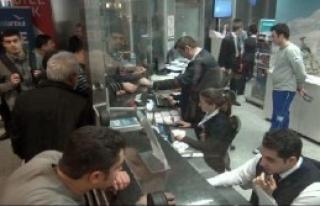 THY, 6 Bin 500 Yolcusunu Otellere Yerleştirdi