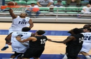 Gaziantep Basketbol'a Konuk Olacak