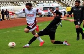 Tokatspor-Kocaeli Birlikspor: 1-2