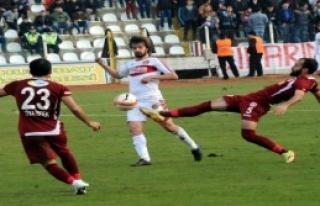 Tokatspor-Turgutluspor: 0-1