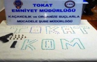 Tokat'ta Uyuşturucu Hap Operasyonu