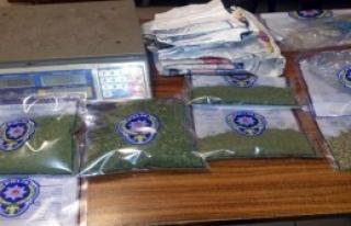 Uyuşturucu Operasyonunda 20 Tutuklama