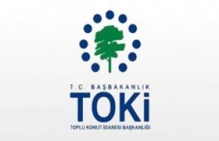 TOKİ'den Dev Bütçe