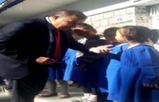 'Okul Ziyareti'