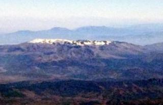 Toroslara İlk Kar Düştü
