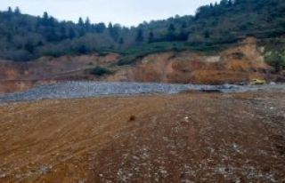 Trabzon'da Çöpten Elektrik Üretimine Başlandı