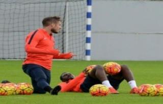 Trabzonspor 'Gol Vuruşu' Çalıştı